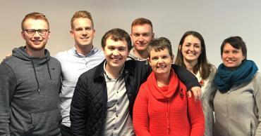 Image: hamilton-road-evangelism-team2017