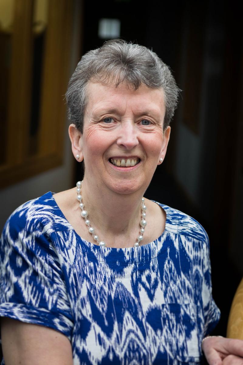 Valerie Hamilton, Registrar
